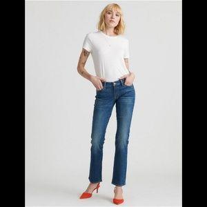 Lucky Brand Straight Leg Women's Jeans Size 8/29